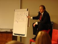 Influence, Persuasion, Body Language Expert Kevin Hogan in Poland October 2007