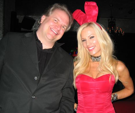 Cover Playboy Bunny Lindsey Roeper with Kevin Hogan