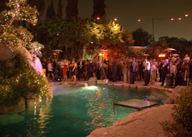 Internet Marketing Networking Event at the Playboy Mansion 08/07