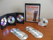 Kevin Hogan's Body Language CD/DVD Program