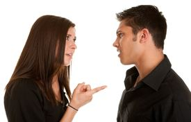 Men and Women have differing Realities in Arguments