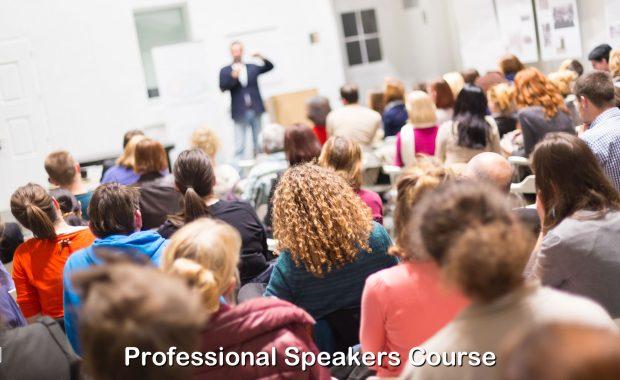 Professional & Public Speaker Course