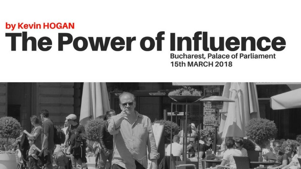 The Power of Influence, Palace of Parliament, Bucharest - Kevin Hogan