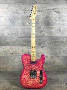 Kevin Hogan Guitar