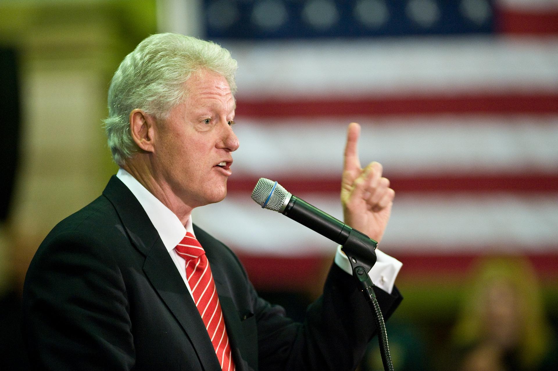 Bill Clinton Has Empathy