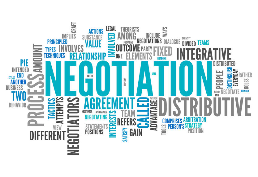cooperative negotiation tactics