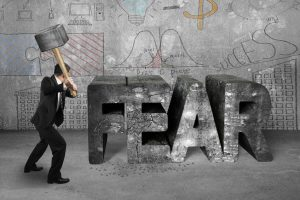 conscious decision overcome fear