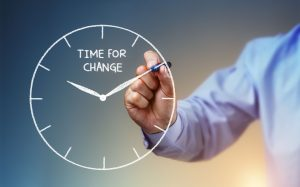 Change Takes Time Kevin Hogan