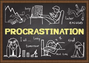 Habitual Procrastination