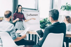 Impotent People Struggle to Influence