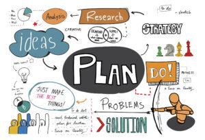 Identify Specific Key Action Steps
