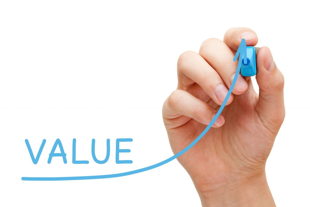 Value is Dependent on the Customer
