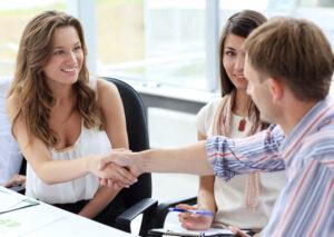 negotiate based on nonverbal cues