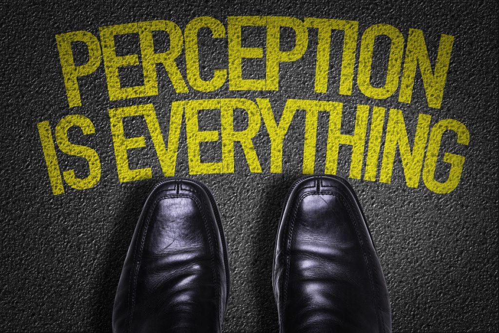 Perception is Everything Kevin Hogan
