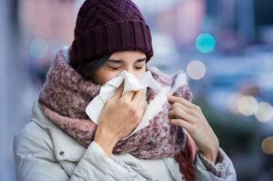 Getting the Flu