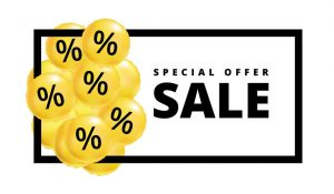 Special Sale Reasons