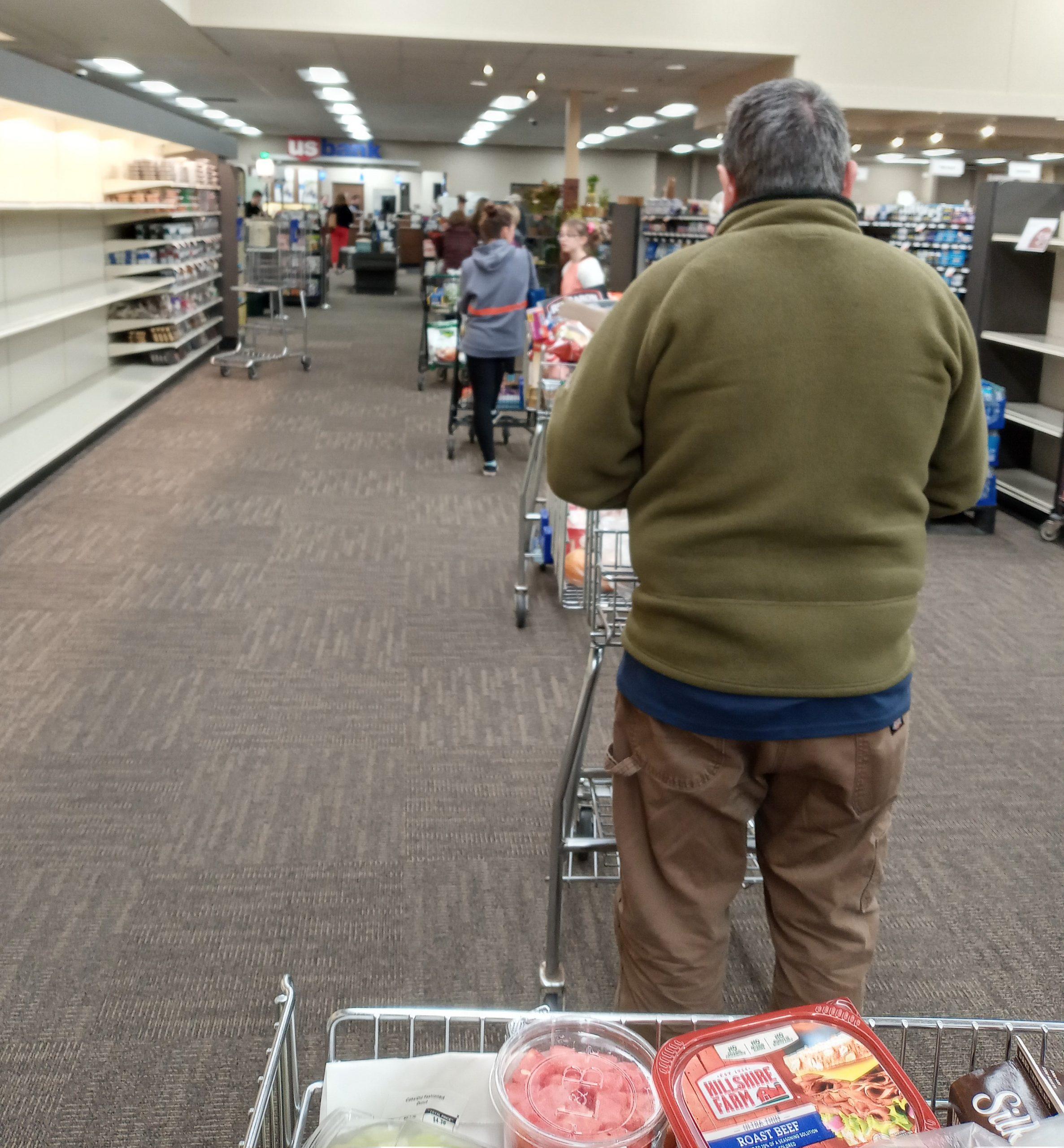 grocery store coronavirus