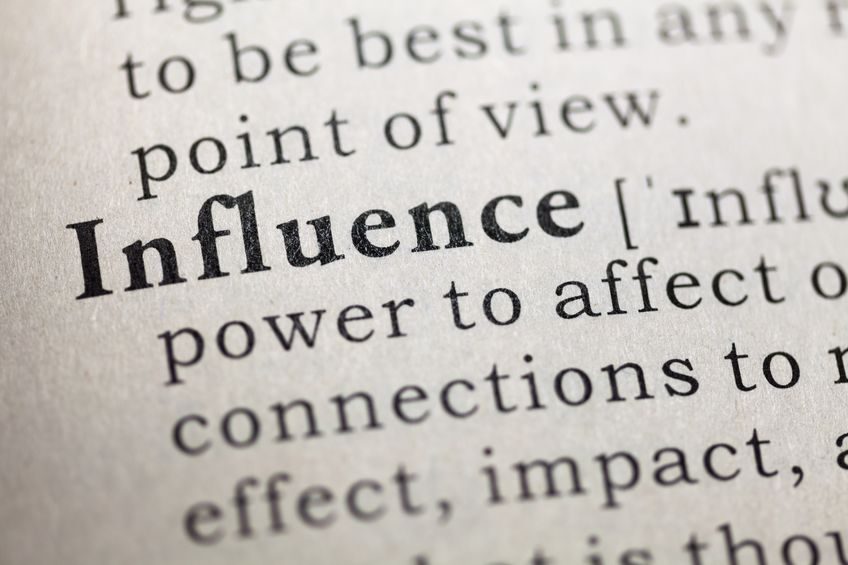 everybody can be an influencer