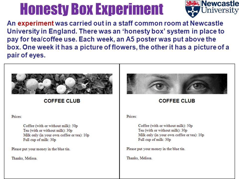 psychology of honesty