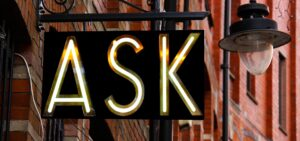 Questions to persuade